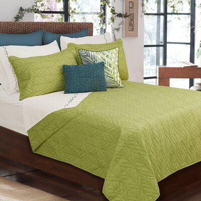 Hilda 3 Piece Quilt Set Size: Queen