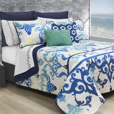 Artizan 3 Piece Quilt Set Size: King