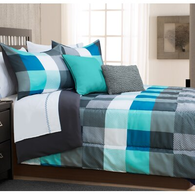 Chesney Comforter Set Size: Queen