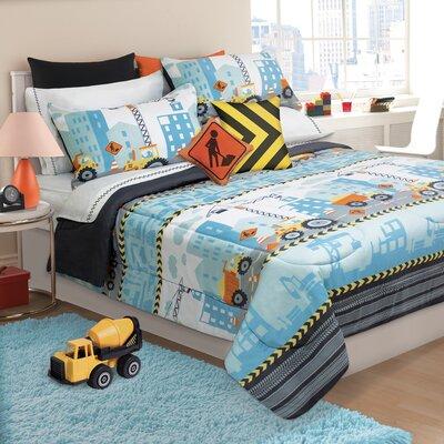 Comforter Set Size: Double/Queen