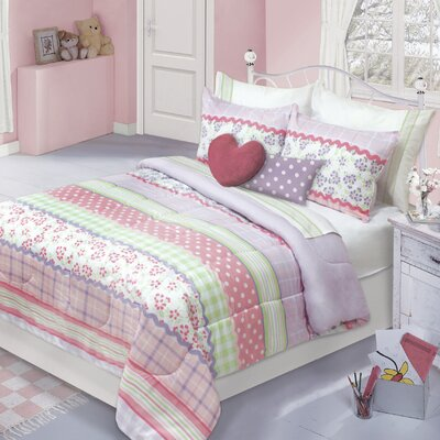 Chona Comforter Set Size: Twin