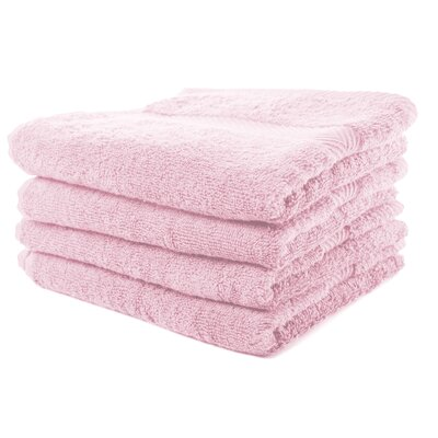 Luxurious Hand Towel Color: Rose