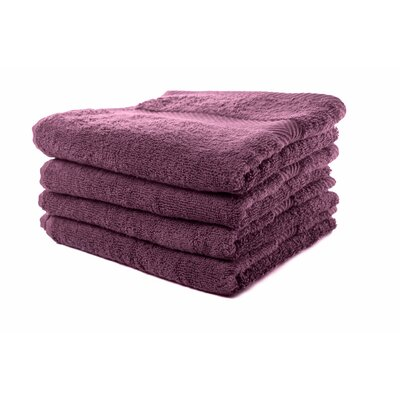 Luxurious Hand Towel Color: Purple