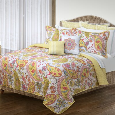 Spence Quilt Set Size: King