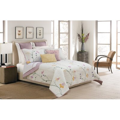 Hessie 3 Piece Full/Queen Coverlet Set