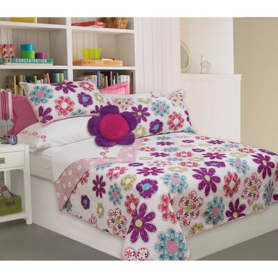 Melbourne 2 Piece Quilt Set Size: Twin