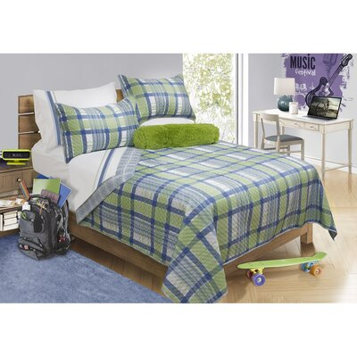 Riya 2 Piece Quilt Set Size: Twin