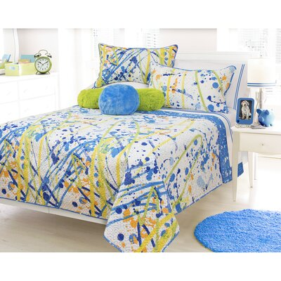 Gayle 2 Piece Quilt Set Size: Full/Double