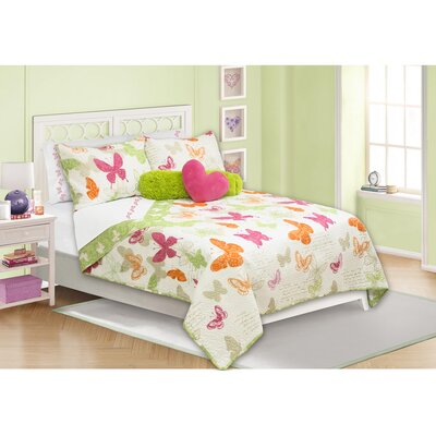 Coburn 2 Piece Quilt Set Size: Full/Double