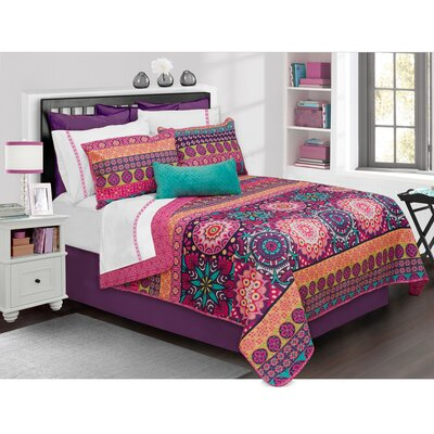 Clanton Quilt Set Size: Full/Double