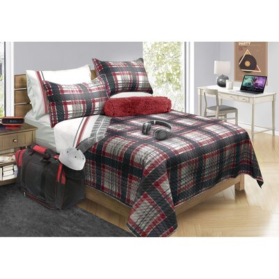 Sybil 2 Piece Quilt Set Size: Full/Double