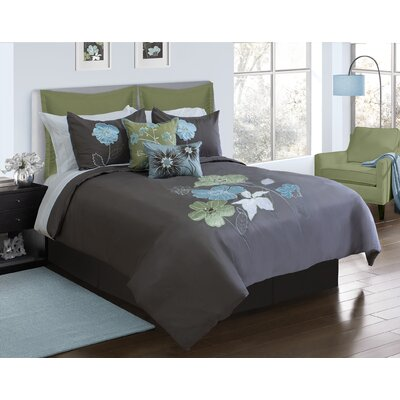 Kearney 6 Piece Queen Comforter Set