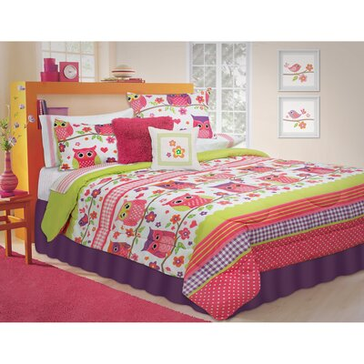 Kobart 2 Piece Twin Comforter Set