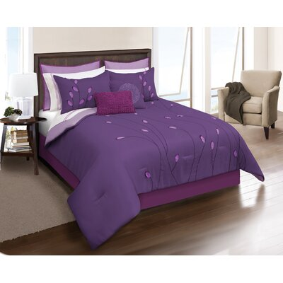 Kavanaugh 8 Piece Queen Comforter Set