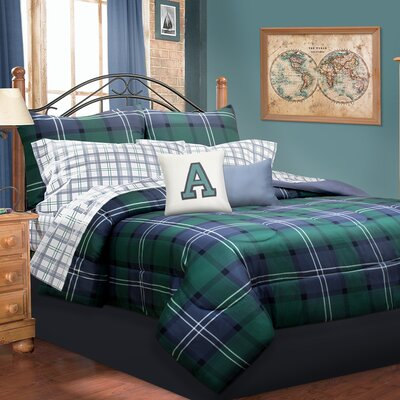 Bernadette 2 Piece Comforter Set Size: Full/Double