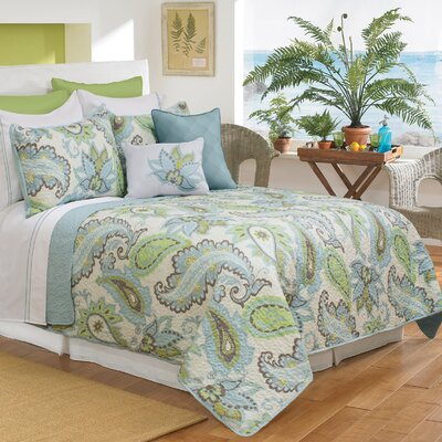 Makayla 3 Piece Quilt/Coverlet Set Size: Full/Queen