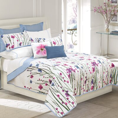 Malina 3 Piece Quilt Set Size: Full/Queen