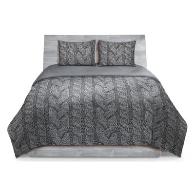 Bernard 3 Piece Comforter Set Size: King