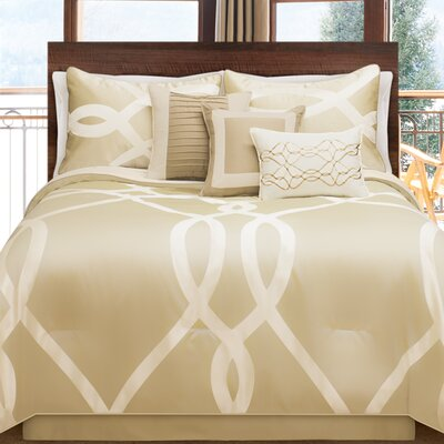 Keele 7 Piece Queen Comforter Set
