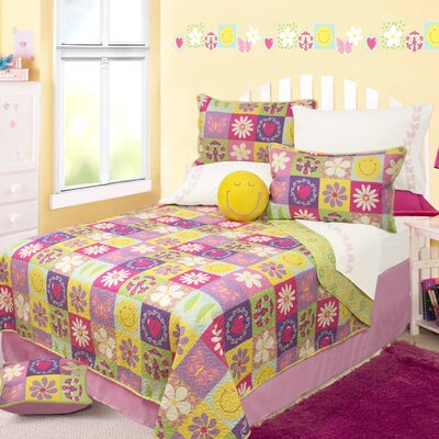 Dee 2 Piece Quilt Set Size: Full/Double