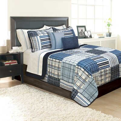 Saragosa Coverlet Set Size: King
