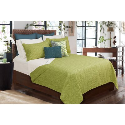 Sheena 3 Piece Full/Queen Quilt Set