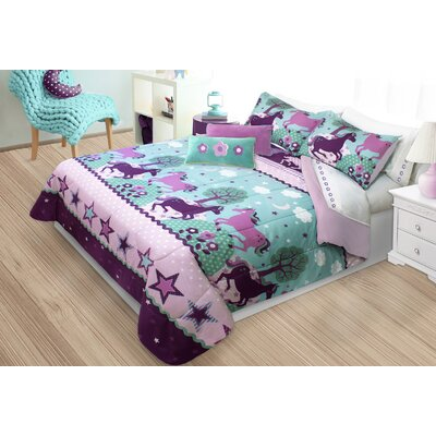 Aliza Comforter Set Size: Twin