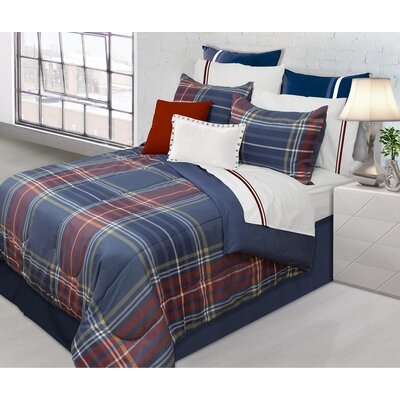Riton 3 Piece Full/Queen Comforter Set