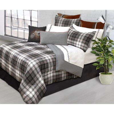 Lowell 3 Piece Full/Queen Comforter Set