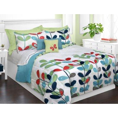 Rosemarie 2 Piece Twin Comforter Set
