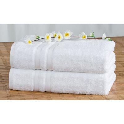 Bath Towel Color: White