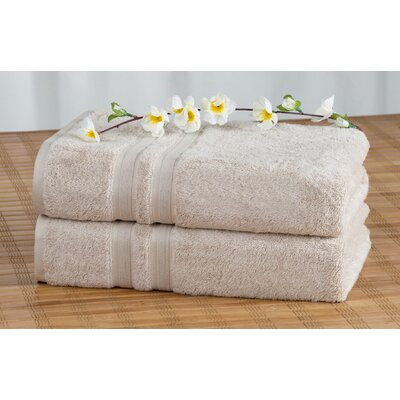 Bath Towel Color: Beige