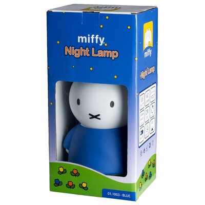 Night Light with On/Off Switch Color: Blue