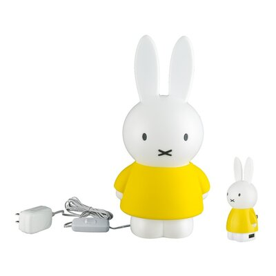 Miffy Bundle Night Light Color: Yellow