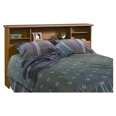 Orchard Hills Bookcase Headboard Size: Full / Queen
