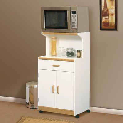 Berwyn Microwave Cart