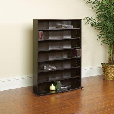 "Miscellaneous Entertainment 45"" Standard Bookcase 409110"