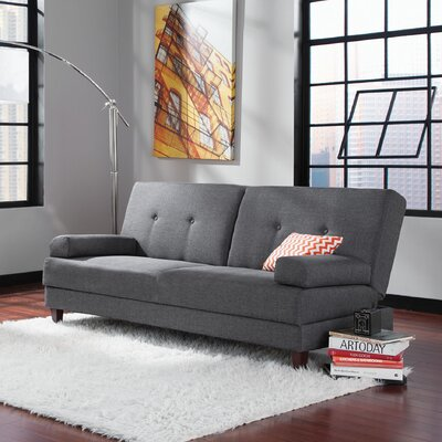 415060 SAU2215 Sauder Premier Carver Convertible Sleeper Sofa