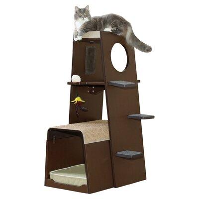 43 Modular Modern Cat Tree