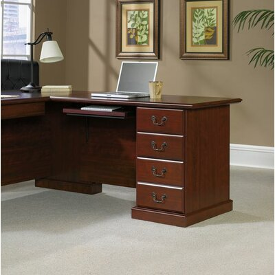 Heritage Hill 29.68 H x 47.48 W Reversible Desk Return Product Photo 2223