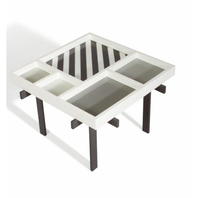 Sauder Boutique Objeti Coffee Table with Tray Top 416986