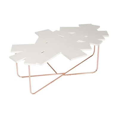 Sauder Boutique Confetti Coffee Table