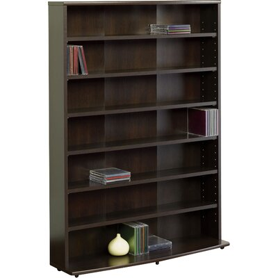 "Miscellaneous Entertainment 45"" Standard Bookcase 409110"