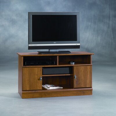 Buy low price sauder harvest mill corner entertainment stand in abbey oak finish sau wood 404962 - Sauder harvest mill home theater ...
