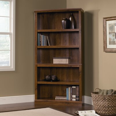 Sauder Storage Five Shelf Bookcase - Finish: Abbey Oak at Sears.com