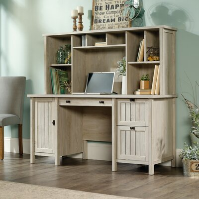 Shelby 26.654 H x 59.055 W Desk Hutch