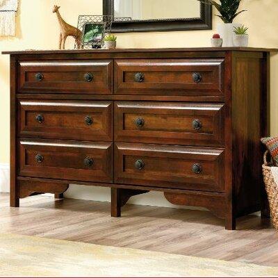 Antonio 6 Drawers Double Dresser