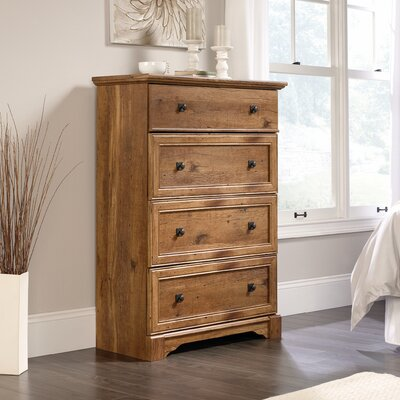 Danube 4 Drawer Chest