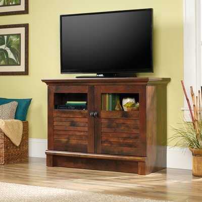 Pinellas 40 TV Stand Color: Curado Cherry