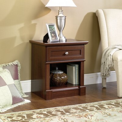 Palladia 1 Drawer Nightstand
